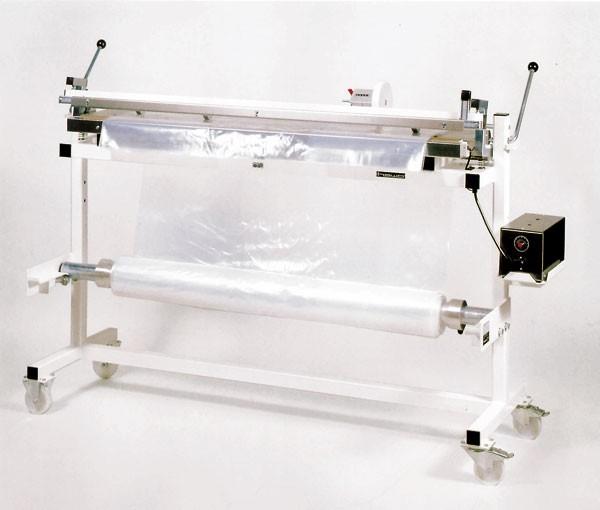Dévidoir électrique pour fabriquer ses housses soi-même