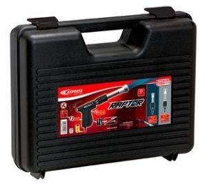 valise facile à transporter pistolet de rétraction gaz