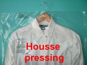housse pressing