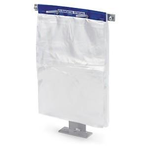 sac en liasse sur présentoir