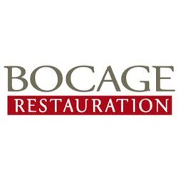 BOCAGE RESTAURATION LOGO