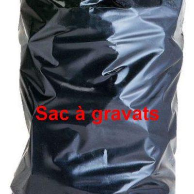 sac à gravats résistant 150 microns
