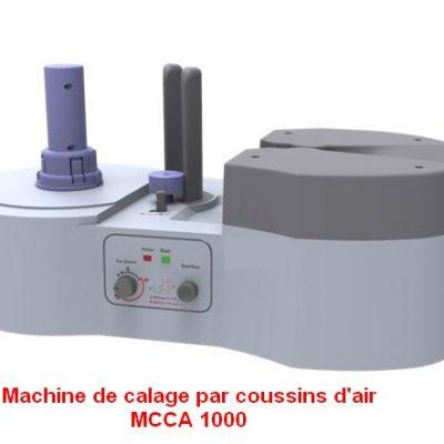 MCCA 1000 machine de gonflage de coussins