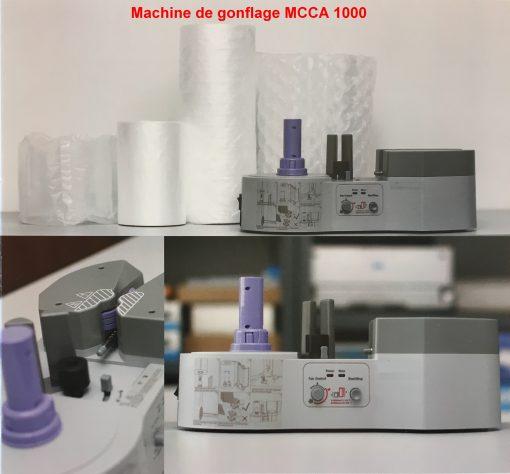 Machine de calage robuste et compacte