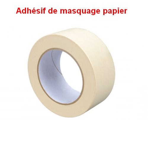 Ruban adhésif de masquage papier